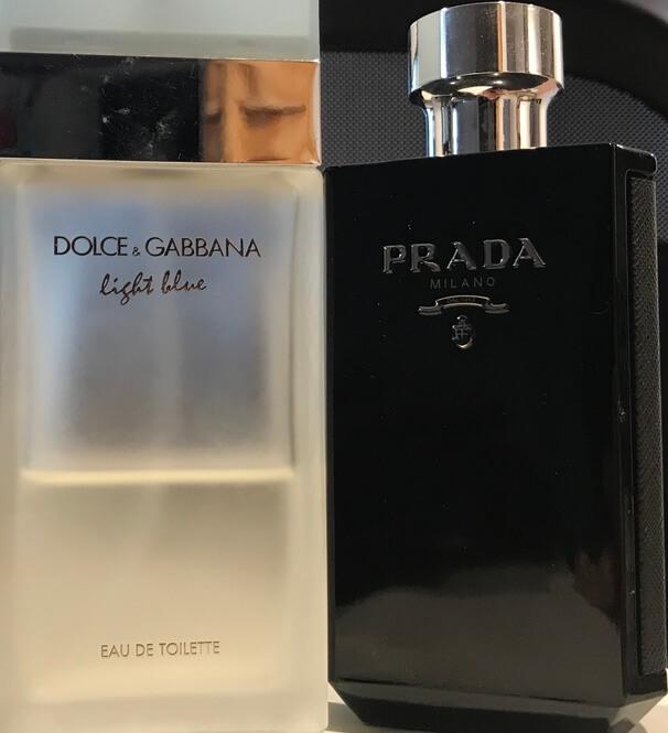 dolce gabbana perfume prada perfume