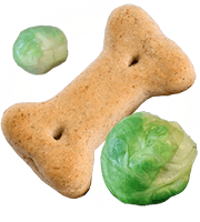 brussel sprout treats for dogs