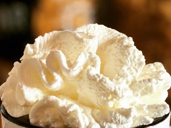 is whipped cream bad for dogs