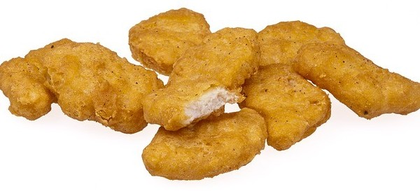 mcdonald's chicken tenders calories