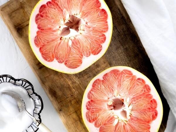 pomelo bad for dogs