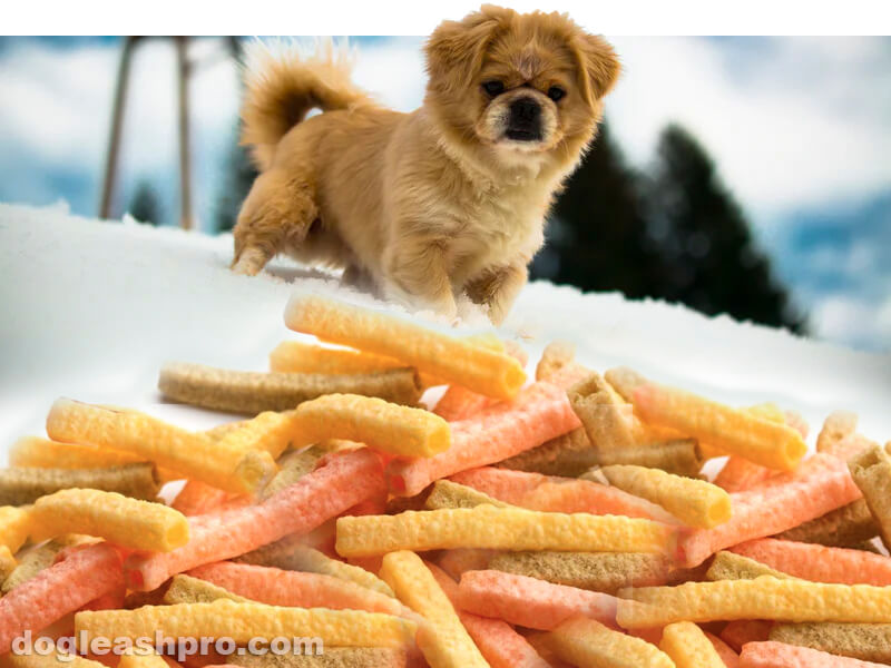 can dogs eat veggie straws