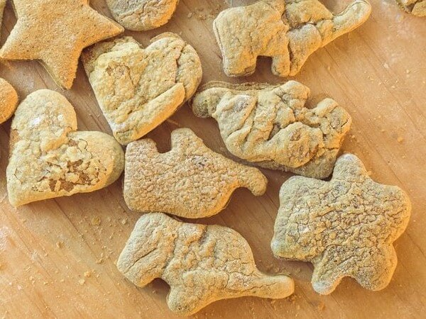 animal crackers for dogs
