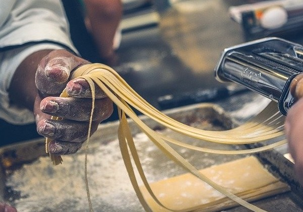 Can a dog eat Pasta noodles