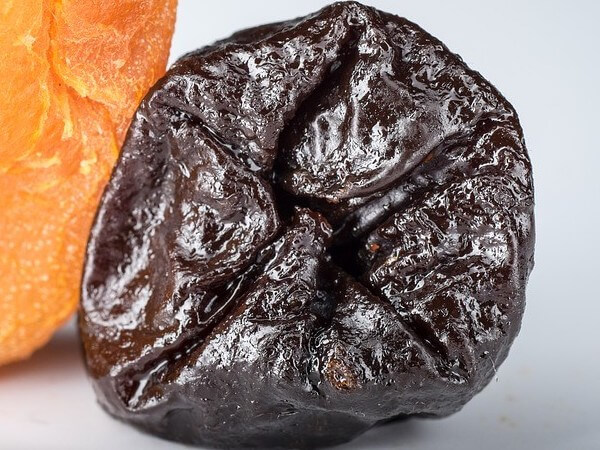 Prunes for dogs